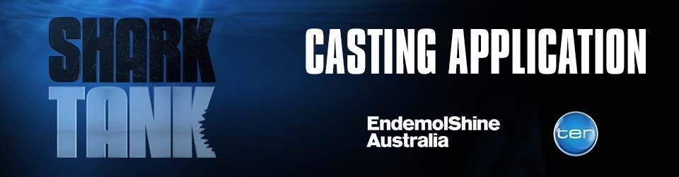Shark Tank Series 4 - Apply For Shark Tank Australia